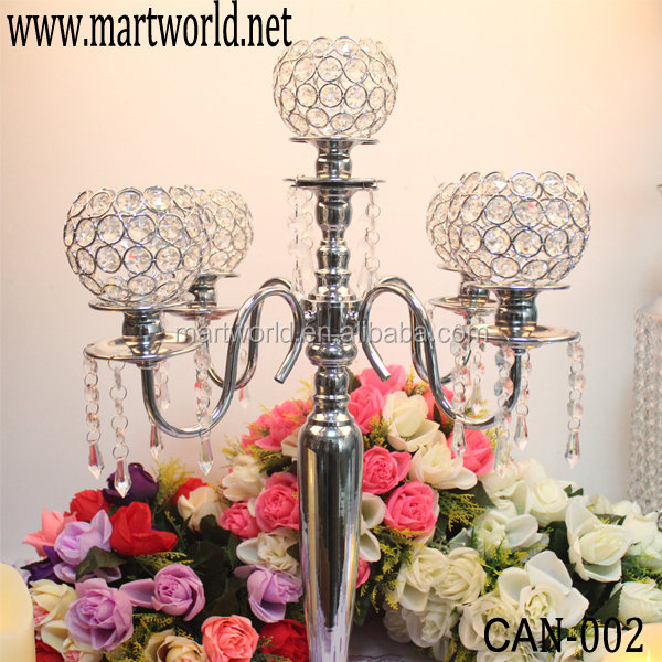 Wholesale candelabras centerpieces candelabra