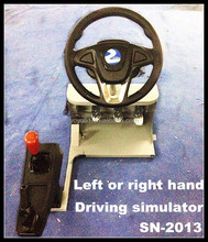 great gold east network technology intelligent car driving simulator