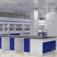 High quality reagent shelf used dental laboratory furniture