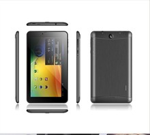 7 inch 3g android tablet With Dual Core 1024*600 High Resolution In China