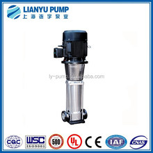 Electic belt driven centrifugal water pump for industrial using