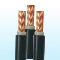 jkv/jklv or jklhv--copper, aluminum or aluminum alloy conductor pvc insulated aerial insulated cable