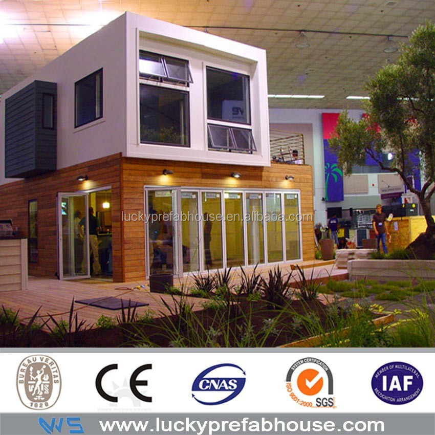 House container villa for sale luxury container house for Villa container