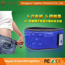China wholesale market agents crazy fit slimming belt