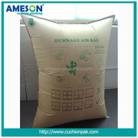 inflatable & deflatable AAR verified dunnage bag