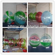 Exciting wild water sports inflatable water walking ball
