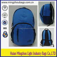 2015 Best Seller With 600D PU Sports Backpack bag