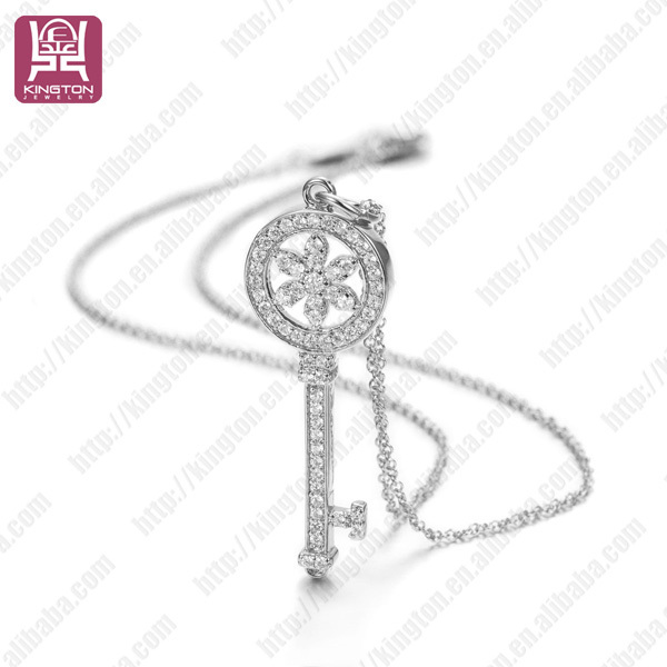 silver lock and key pendant necklace meaning of key necklace buy meaning of key necklace. Black Bedroom Furniture Sets. Home Design Ideas