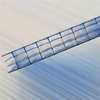 8mm lexan raw material multi wall polycarbonate sheeting