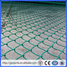 Hot!Garden fence/Galvanized Chain Link Fence ISO9001for garden/farm/zoo(Guangzhou Factory)