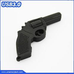 Cool gun shape gifts usb driver/pen driver/flash driver wholesale bulk items