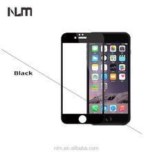 Full cover screen protector for iphone 6,for iphone 6 tempered glass,color tempered glass screen protector for iphone 6