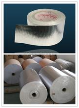 Fita da folha de alumínio projetado para o setor automotivo isolamento de som e absorventes