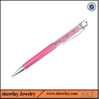 20720 Hot sale crystal Ballpoint pen made with Austrian crystal