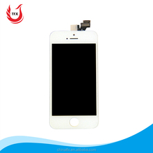 Factory price lcd touch screen for iphone 5,white/black color for iphone /4/4S5/5C/5S/6/6P lcd screen