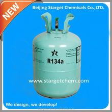 gas refrigerante r134a for car
