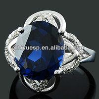 high end 925 silver ring bangkok jewelry
