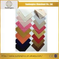 Solid Dye Polyester/spandex Spandex Fabric