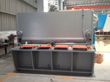 ZYMT cnc sheet iron metal stainless steel cutting machine shear plate machinery used for hydraulic shearing guillotine cutter