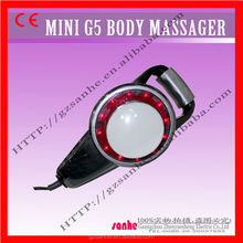 New arrival product! handheld MG5 body shaper Vibrating Slimming Body Massager machine with IR Warm Light
