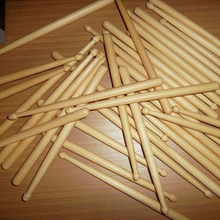 7 inch mini wood drumsticks wooden kids drum sticks