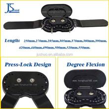2015 Dongguan Jushuo aluminium for hinged adjustable rom knee brace orthopedic use