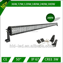 China Manufacturer Supply wholesale price offroad led light bar for atv