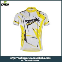 2014 Cheji china cycling jersey factory high performance polyester size S-3XL/cycling clothing sale/cycling wear