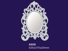 Fashion white wall mirror for decoration