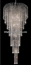 Modern wedding decoration crystal wedding decorations