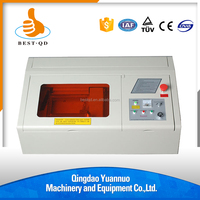 Mini Desktop CNC Laser Engraving Cutting Machine 40W