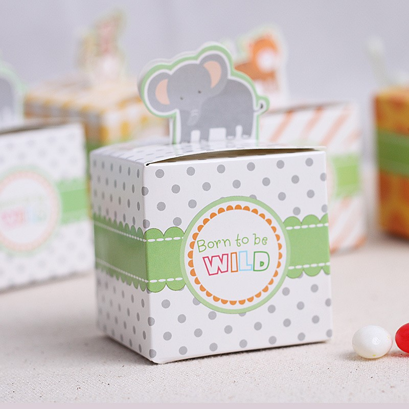 Подарочная коробка для детского подарка 58