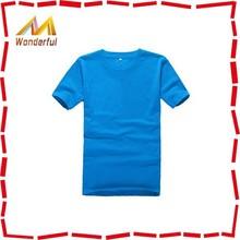 2015 fashion new design custom fabric bamboo t-shirts wholesale