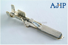 2.8mm brass crimping pin terminal of male