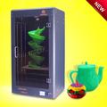 De escritorio industrial 3d impresora con precio competitivo, pla del filamento de la máquina de impresión