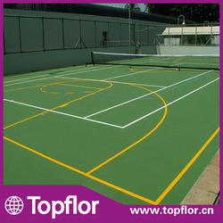 Topflor PVC Sports Floor for Tennis Court