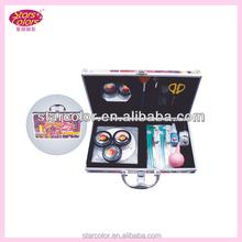 2015new Professional eyelash beauty kit glue/tweezer/cleaser/air ball eyelash extension set E-001extension kit