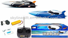 ep rc rennboot mit chargable batterie