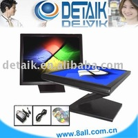 15 inch Touch screen monitor with USB, 15 inch POS touch display