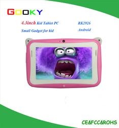"""Christmas lovely 4.3"""" Mini Android Kids Tablet pc in bulk"""