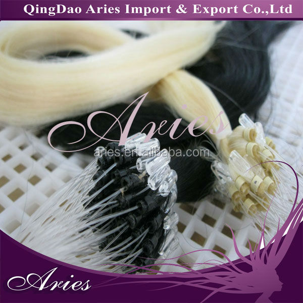 Best Quality Micro Loop Hair Extensions 121