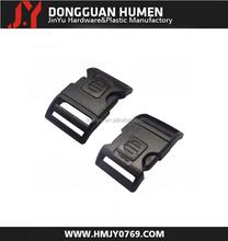 Jinyu popular cheap 550 paracord bracelet buckle/small bib overall buckle