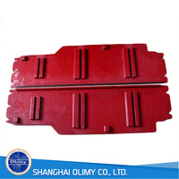 Olimy fiberglass compression moulded FRP SMC products