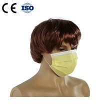 Disposable Antivirus Mouth Face Mask for Food Service