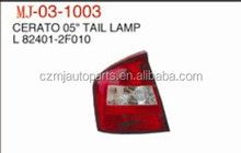 """4D 05"""" tuning light TAIL Lamp FOR CERATO 4D 05"""" OEM:L82401-2F010"""