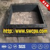 Square Rubber Compensator for Fitting Parts
