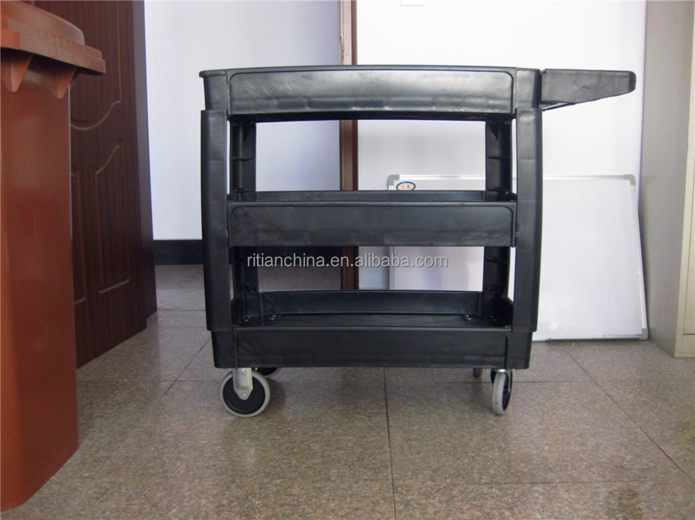 North american hot sell room service cart buy room for Hotel room service cart