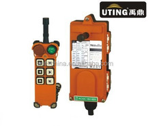 220v remote control on off switch, F21-E1, 6 channel remote control /uting remote control cranes limit load chain hoist