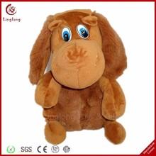 Promotional electronic smart talking toy for kids Plush dog toys soft stuffed cartoon puppy dolls