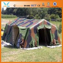 Tienda de compaña de acampada